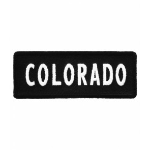 Colorado State Patch, 50 United States Patches