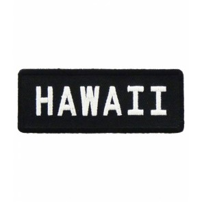 Hawaii State Patch, 50 United States Patches