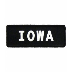 Iowa State Patch, 50 United States Patches