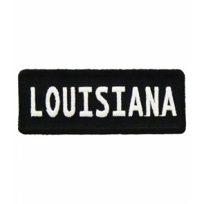 Louisiana State Patch, 50 United States Patches