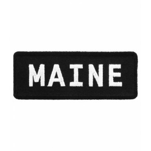 Maine State Patch, 50 United States PatchesState Patch