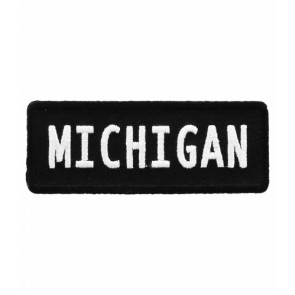 Michigan State Patch, 50 United States Patches