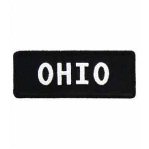 Ohio State Patch, 50 United States Patches