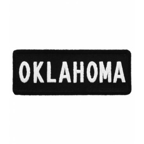 Oklahoma State Patch, 50 United States Patches
