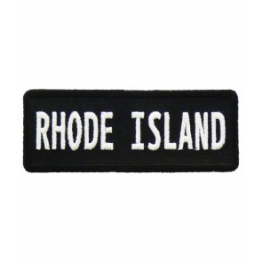 Rhode Island State Patch, 50 United States Patches