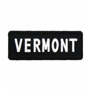 Vermont State Patch, 50 United States Patches
