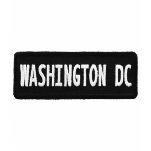Washington DC Patch, District of Columbia Patches