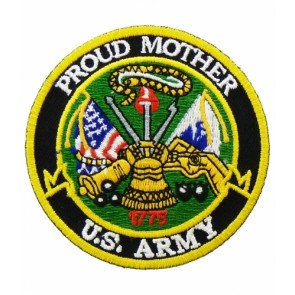 U.S. Army Proud Mother Patch, Military Patches