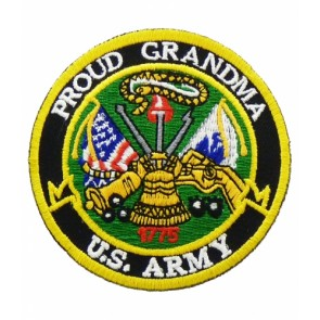 U.S. Army Proud Grandma Patch, Military Patches