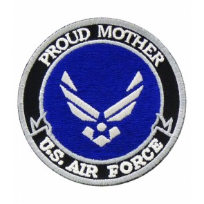 U.S. Air Force Proud Mother Patch, Military Patches