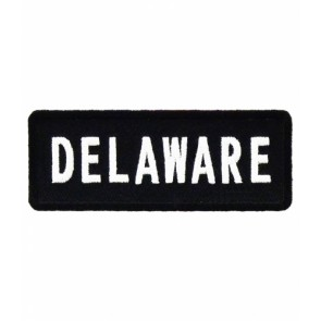 Delaware State Patch, 50 United States Patches