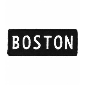 Boston Massachusetts Patch, Major US City Patches