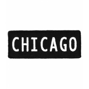 Chicago Illinois Patch, Major US City Patches