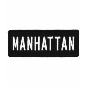 Manhattan New York City Patch, Major US City Patches