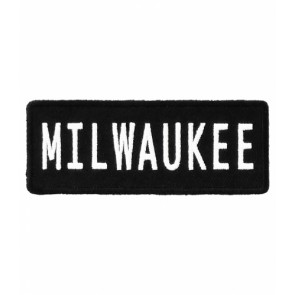 Milwaukee Wisconsin Patch, Major US City Patches