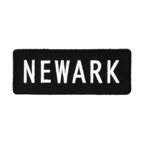 Newark New Jersey Patch, Major US City Patches