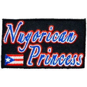 Nuyorican Princess Patch, Puerto Rican Patches