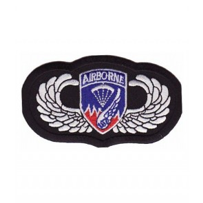 Airborne 187th Division, Airborne Wings Patches