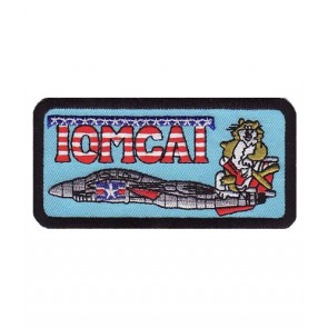 Navy Tomcat Fighter Jet Patch, U.S. Navy Patches