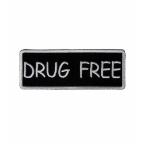 Drug Free Patch, Sobriety & Recovery Patches