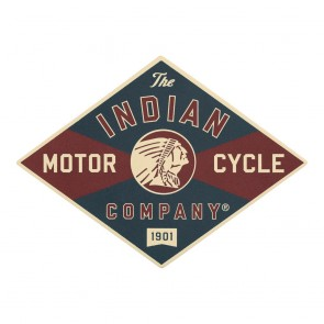 Indian Motorcycle Company IMC Leather 1901 Patch