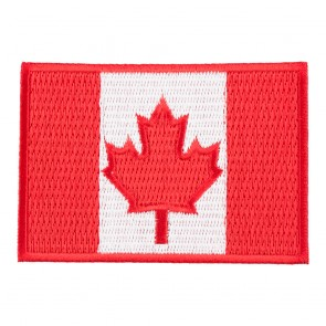 Canada Maple Leaf Flag Embroidered Patch