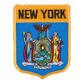 New York State Flag Patch