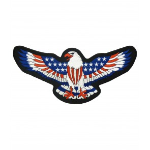 American Flag Eagle Patch, Patriotic Eagle Patches