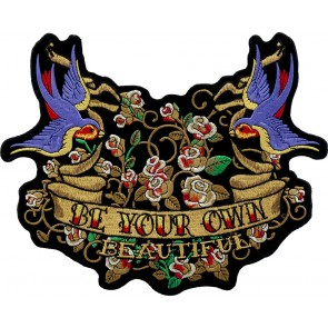 Be Your Own Beautiful Back Patch
