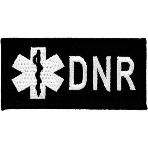 Do Not Resuscitate Medical Patches