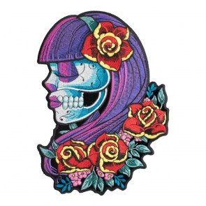 Day Of The Dead Girl Violeta Patch