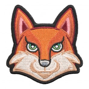 Fonzell The Fox Cut-Out Patch