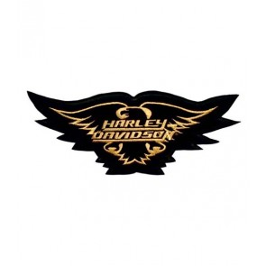 Harley Davidson Bold Eagle Motorcycle Patch