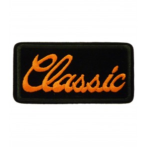 Harley Davidson Classic Sew On Motorcycle Patch