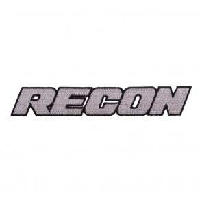 Honda Recon Logo Embroidered Motorcycle Patch