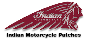 Indian Motorcycle Patches For Sale